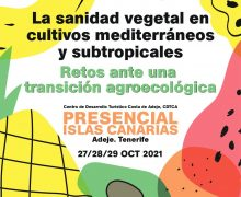Científicos internacionales se reúnen este miércoles en Adeje en el congreso Phytoma sobre cultivos subtropicales