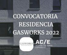 Residencias Gasworks 2022